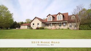 5315 ridge rd marshall wi 53559