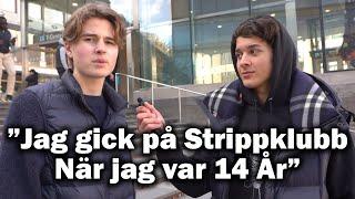 Stockholmare Berättar Sina Sjukaste Hemligheter - Del 3