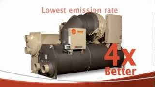 Trane CenTraVac Chillers - Sustainability