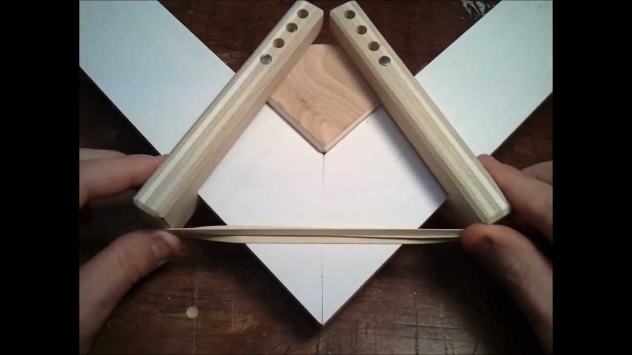 another picture frame clamp idea youtube