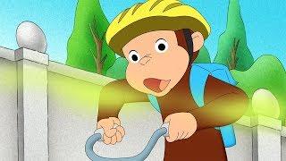 George O Curioso 🐵 George o Curioso Segue o Cheiro 🐵 Compilação 🐵 Desenhos Animados
