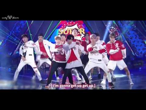 【糖花中字】Produce 101 - Super Hot @ PRODUCE 101 season2