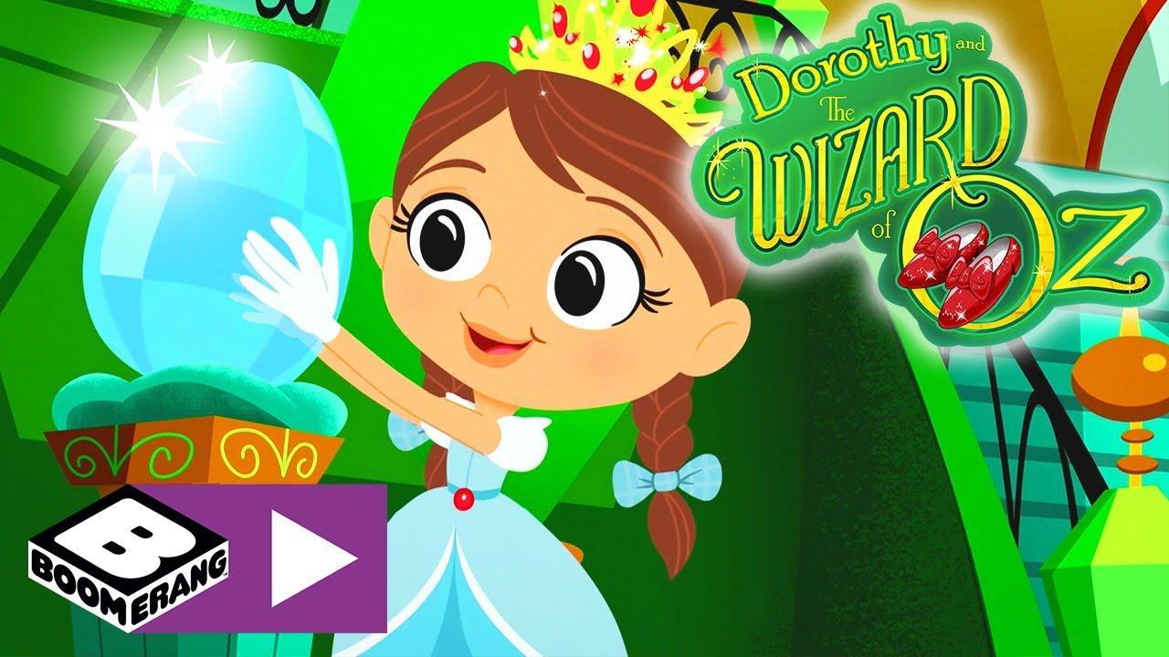 Dorothy și vrăjitorul din Oz | Muzica magică | Boomerang