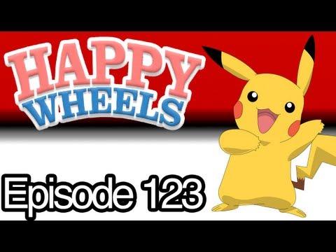Happy Wheels Ep.123 - Pokemon Adventure Part 1
