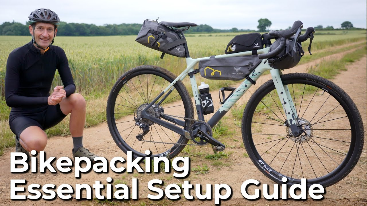 Bikepacking Setup Guide - Essential advice and tips for your first adventure