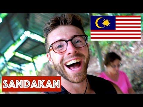DISCOVER SABAH: SANDAKAN, BORNEO || TRAVEL MALAYSIA
