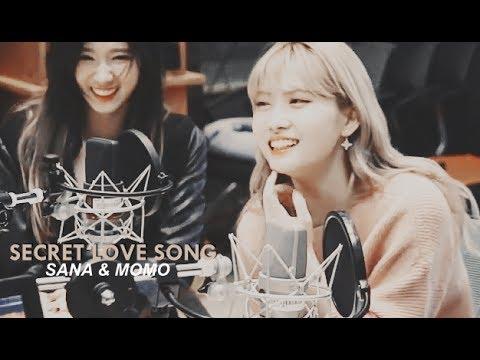 sana & momo || secret love song