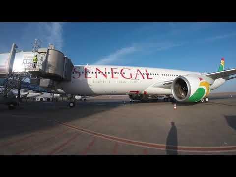 Air Sénégal Sa Dakar Paris A330neo