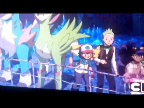 Pokémon: Kyurem VS. The Sword of Justice