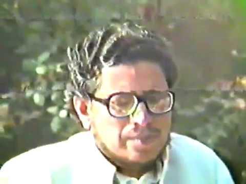 Rare Video of Maulana Amin Ahsan Islahi and Javed Ahmad Ghamidi
