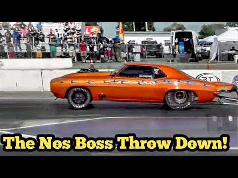 The NOS BOSS ThrowDown at Memphis No Prep Kings 2