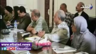 بروتوكول بين محافظة المنيا ووزارة الإسكان لتطوير 'أبو هلال'.. فيديو وصور