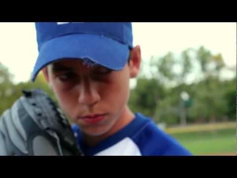 Inspirational BASEBALL DREAM LA Dodgers Exclusive Spec 13 year old Collin Vuncannon Little League