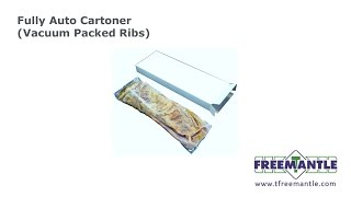 T Freemantle Ltd - Auto Cartoner with Cascade Loader (Ribs)