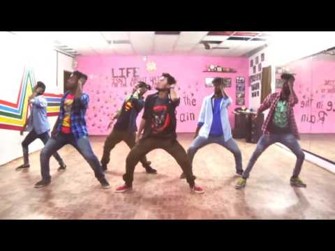 Tamma Tamma Again - Badrinath Ki Dulhaniya ft. Varun And Aliya Wings dance Institute