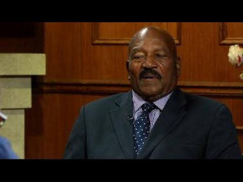 Never Give Up | Jim Brown | Larry King Now Ora TV