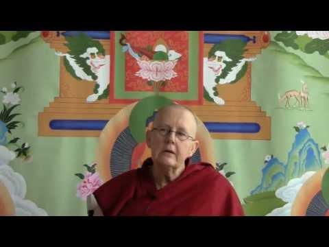 Visualization in deity practice