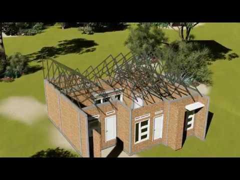 Animasi Skydrop Lumion Growing House