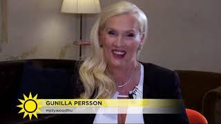 """Gunilla Persson: """"många Säger Att Jag Borde Bli Statsminister I Sverige"""" - Nyhetsmorgon Tv4"""