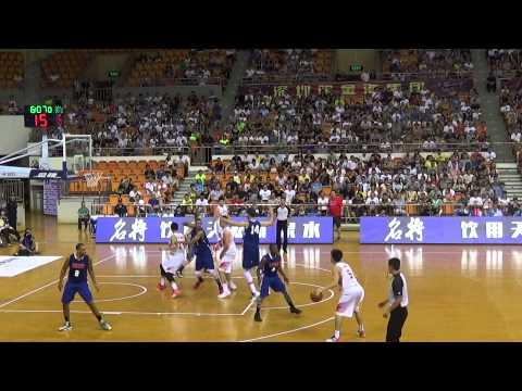 NetScouts Basketball USA All-Stars Top China 6/28/15 #2