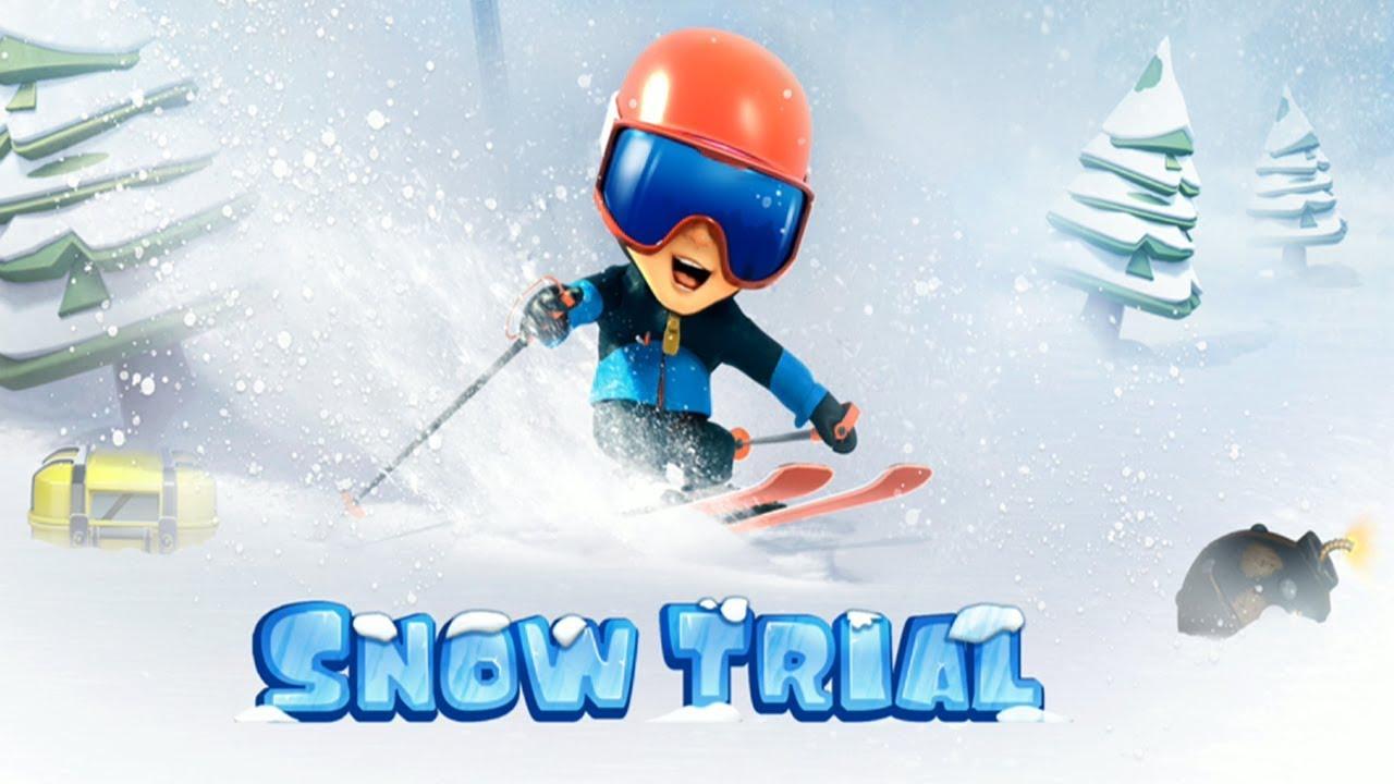 Resultado de imagem para Snow Trial