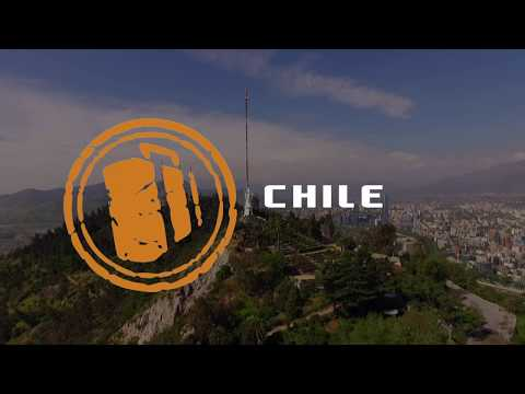 CHILE 2017, PATIO BELLA VISTA, VIAJES Y VIDAS