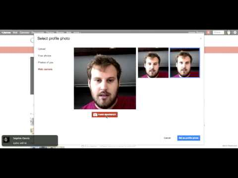 How To Change Your Google+ Profile Picture With Your ...