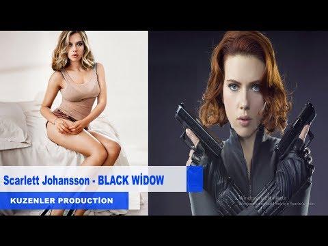 Avengers Infinity War : Cast Characters 2018 (1080p)