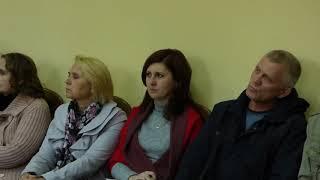 Засідання наради з надзвичайних ситуацій, 29.10.2019 р., м. Світловодськ