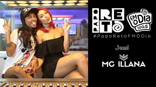 Jessi X MC Illana - Papo Reto FM O Dia