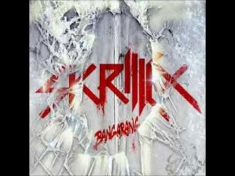 Skrillex ft Sirah - Bangarang (Audio)