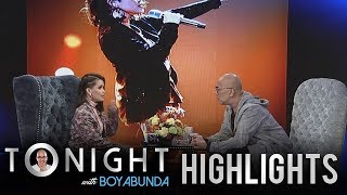 "TWBA: KZ Tandingan explains what ""Singer 2018"" is all about"