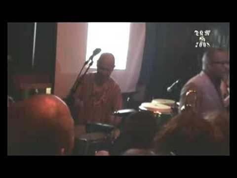El Kroppo Jam incl. Joe Bowie,Saskia Laroo & Nippy Noya Prt1