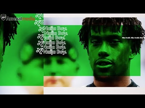 Alex Iwobi on Nigeria, Messi, the World Cup and the fans... Mp3