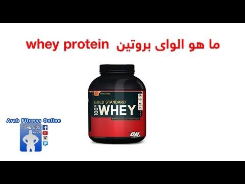 معلومات لا تعرفها عن الواي بروتين whey protein