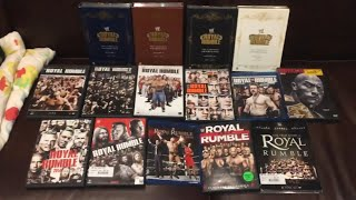 DVD & Blu-Ray Collections - WWE Royal Rumble (2018)