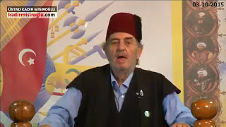 (K520) Müjdat Gezen'in Edepsizliği, Üstad Kadir Mısıroğlu