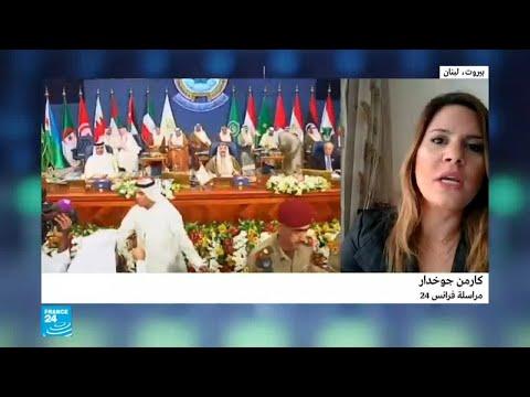 وزير خارجية لبنان يدعو إلى عودة سوريا للجامعة العربية  - نشر قبل 23 دقيقة