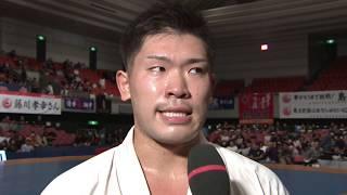 【新極真会】第50回全日本空手道選手権大会 決勝   SHINKYOKUSHINKAI KARATE