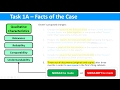 Task 1A Qualitative Characteristics - Facts of the Case