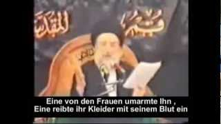 Ayatollah Shaheed Mohammad Baqir Hakim - Märtyrium von Imam Hussein ibn Ali (a)