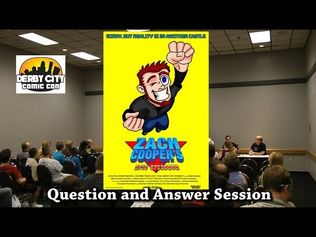 Zach Cooper's Epic Speedrun Question and Answer Session