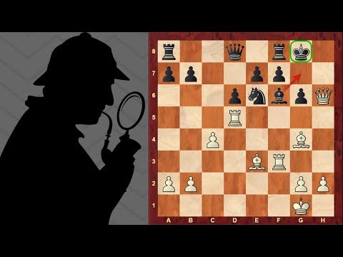 Sherlock Holmes Chess : A Game of Shadows : Chess Game against Professor Moriarty (Chessworld.net)