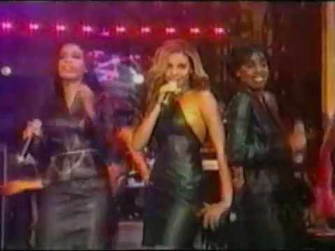 Destiny's Child - Independent Women Live in Rosie O'Donell ...