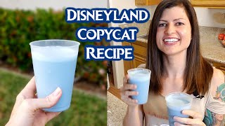 Blue Milk Copycat Recipe!  Disneyland  Star Wars: Galaxy&#39s Edge