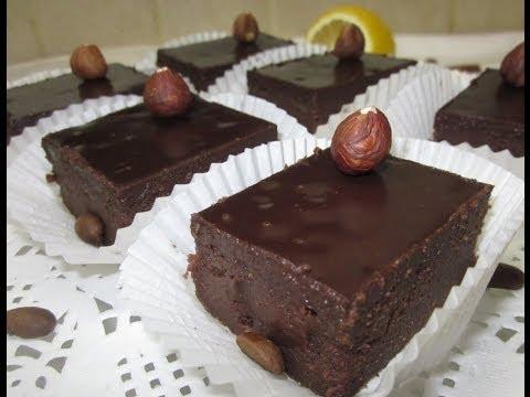 Рецепт -  Пирожное Брауни