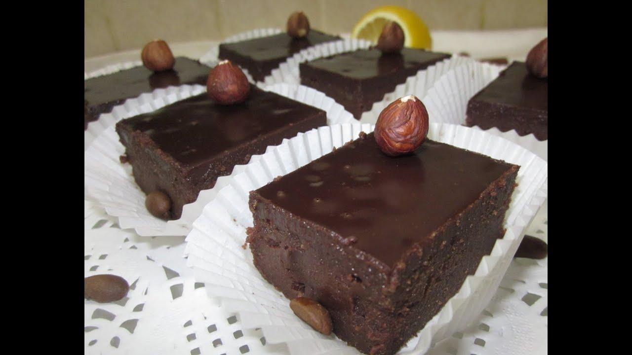 Рецепт пироженного брауни с фото пошагово