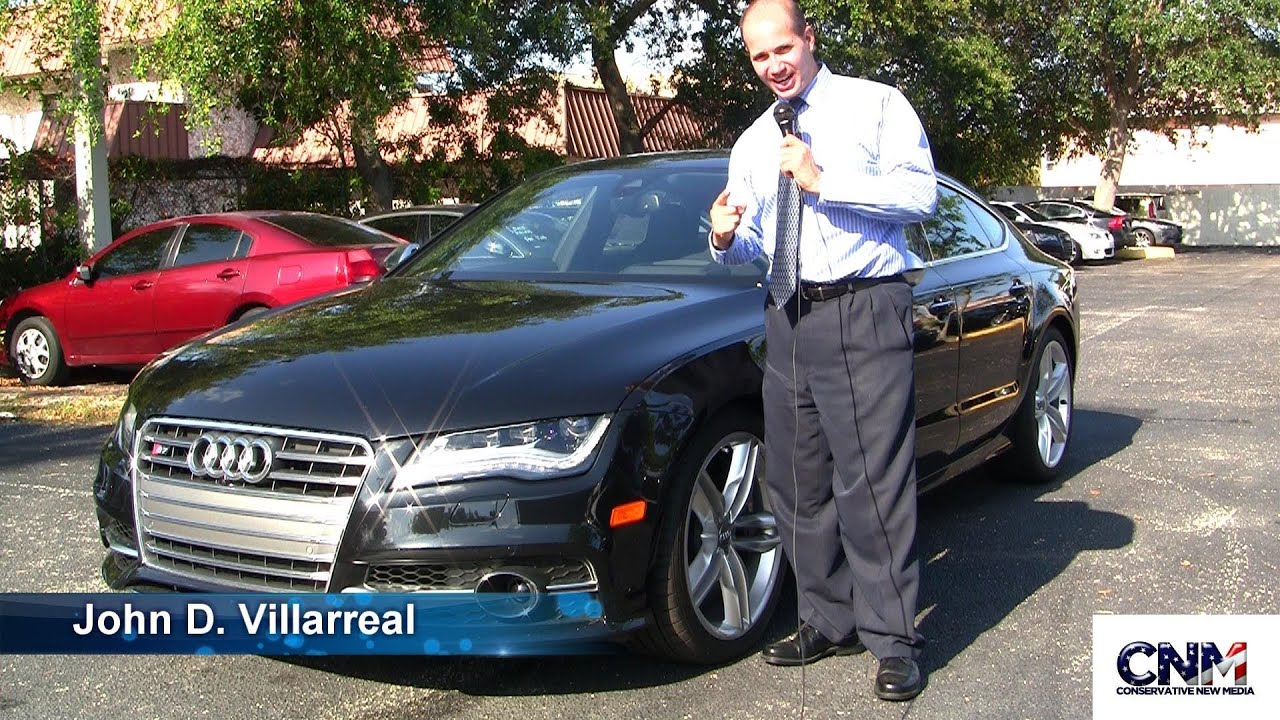 Audi S7 Test Drive Walk Around Demo and Review by John D