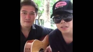 Backstreet Boys - As Long As You Love Me - Guitar Cover [Duy Phong - Đinh Manh Ninh]
