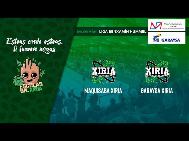 Maquisaba Xiria - Garaysa Xiria [BENXAMÍN]